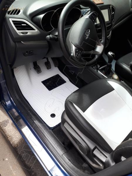 Lada Vesta 2015 - н.в. Автоковрики 'EVA Smart'
