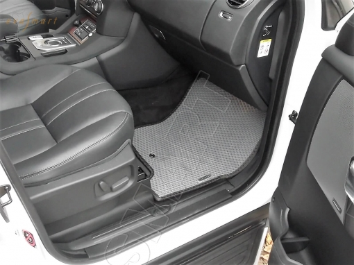 Land Rover Discovery IV 2009 - 2016 Автоковрики 'EVA Smart'