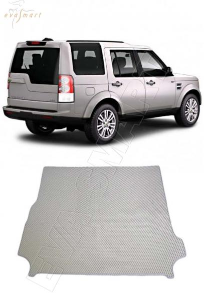 Land Rover Discovery III/IV багажник 2005- н. в. Автоковрики 'EVA Smart'