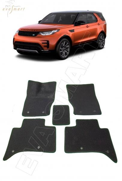 Land Rover Discovery V 2017 - н.в. Автоковрики 'EVA Smart'