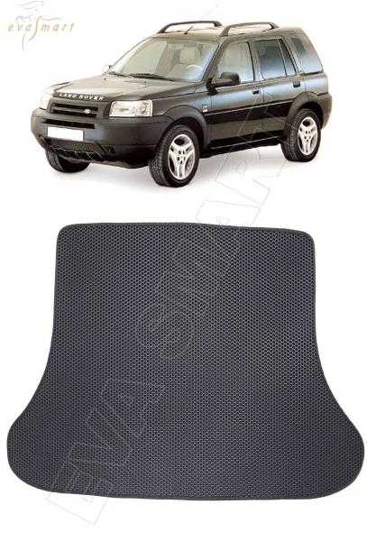 Land Rover Freelander I коврик в багажник 1997 - 2003 EVA Smart