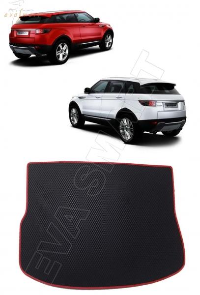 Land Rover Range Rover Evogue I 2011 - 2018 коврик в багажник EVA Smart