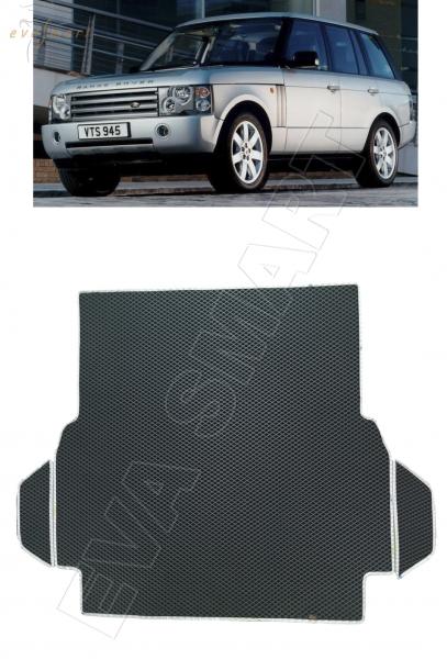 Land Rover Range Rover III 2002-2012 коврик в багажник EVA Smart