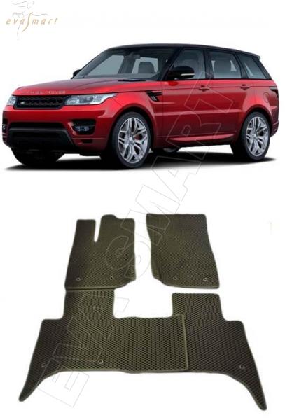 Land Rover Range Rover Sport II 2013 - н.в. коврики EVA Smart