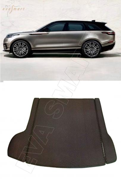 Land Rover Range Rover Velar багажник 2017 - н. в. Автоковрики 'EVA Smart'