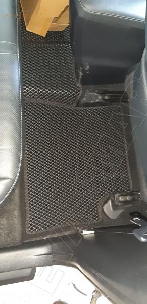 Lexus CT рестайлинг 2014 - 2018 коврики EVA Smart