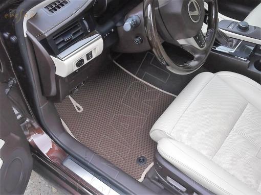 Lexus ES VI 2015 - н. в. Автоковрики 'EVA Smart'
