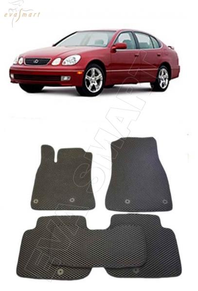 Lexus GS II 1998 - 2003 Автоковрики 'EVA Smart'