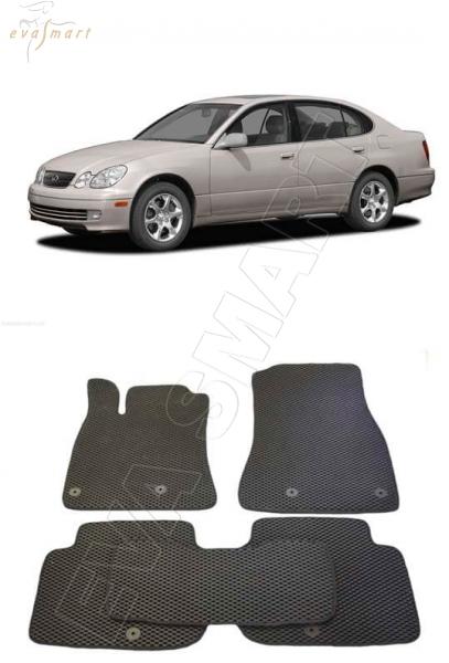 LexusGS II 1998 - 2003 Автоковрики 'EVA Smart'