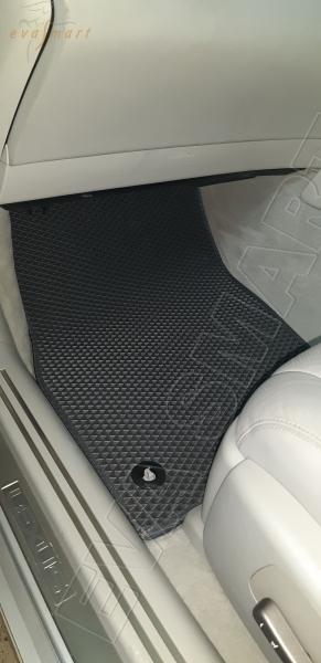 Lexus LS IV правый руль 2006 - 2012 коврики EVA Smart