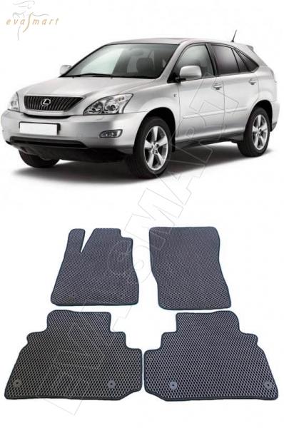 Lexus RX II (300, 330, 350) 2003 - 2009 Автоковрики 'EVA Smart'