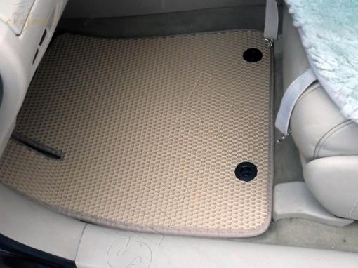 Lexus RX III 2012 - 2015 коврики EVA Smart