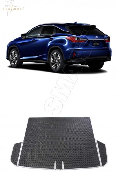 Lexus RX IV багажник  2015 - н. в. Автоковрики 'EVA Smart'