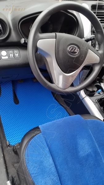 Lifan X60 2012 - 2016 коврики EVA Smart