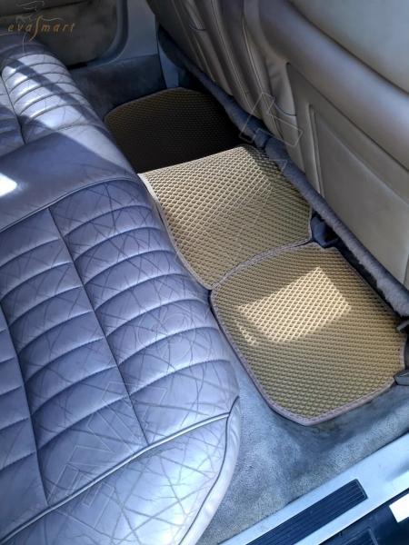 Lincoln Town Car II 1989 - 1997 коврики EVA Smart