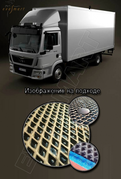 MAN 8.180 LC фургон Автоковрики 'EVA Smart'