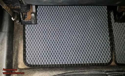 Mazda 2 (DE) 2007-2010 Автоковрики 'EVA Smart'