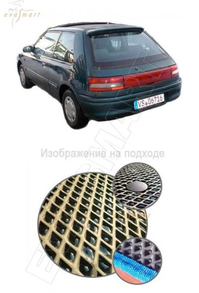 Mazda 323 V (C) 3d 1994 - 1998 Коврик багажника EVA Smart