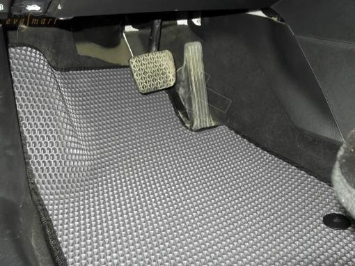Mazda 6 III (GJ) 2012 - 2015 коврики EVA Smart