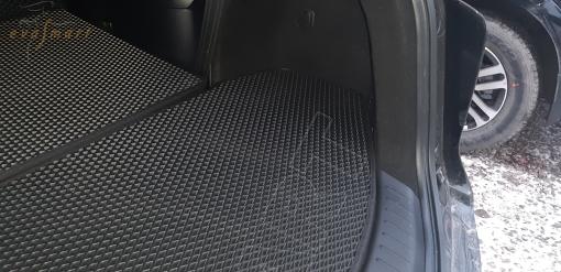 Mazda CX-9 II 7 мест 2016 - н.в. коврик в багажник макси EVA Smart