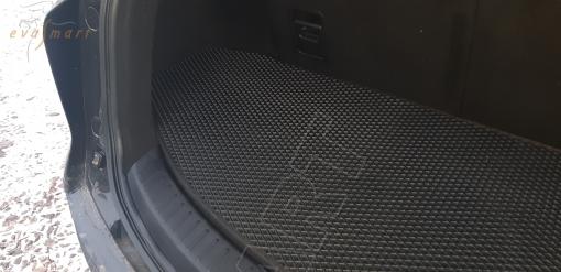 Mazda CX-9 II 7 мест 2016 - н.в. коврик в багажник мини EVA Smart
