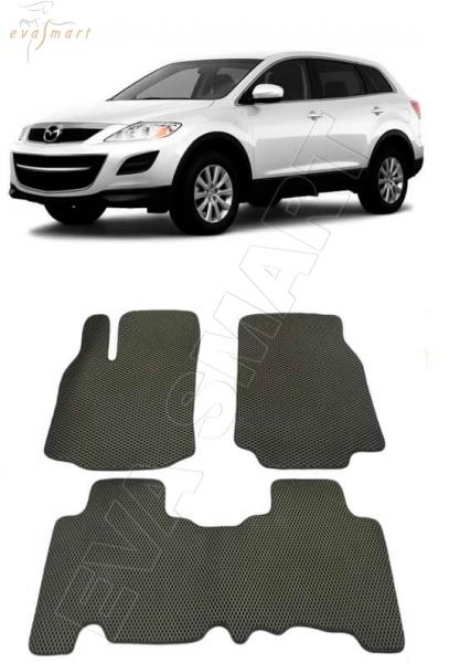 Mazda CX-9 I 2006 - 2016 Автоковрики 'EVA Smart'