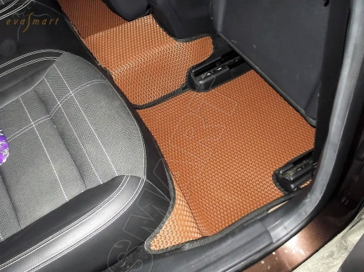Mercedes-Benz GL-класс II (X166) вариант макси 3d 2012 - 2016 коврики EVA Smart