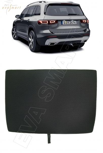 Mercedes-Benz GLB-класс (X247) 2019 - н.в. коврик в багажник нижний EVA Smart