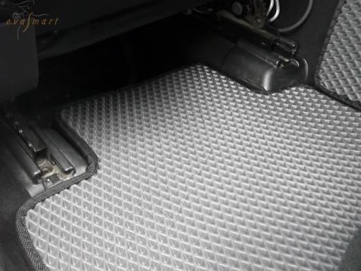 Mercedes-Benz GLK (X204) 2008 - 2015 коврики EVA Smart