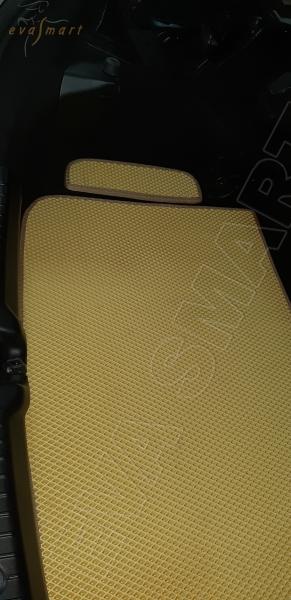 Mercedes-Benz SLC-класс (R172) 2016 - н.в. коврик в багажник EVA Smart