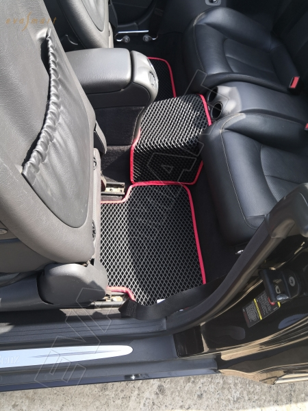 Mercedes-Benz СLK-класс II (W209) 2002 - 2010 коврики EVA Smart