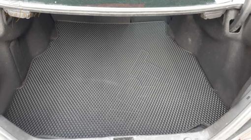 Mercedes-Benz СLK-класс II (W209) коврик в багажник на купе 2002 - 2010 EVA Smart