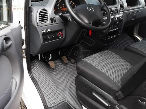 Mercedes-Benz Sprinter Classic 2013 - н. в. Автоковрики 'EVA Smart'