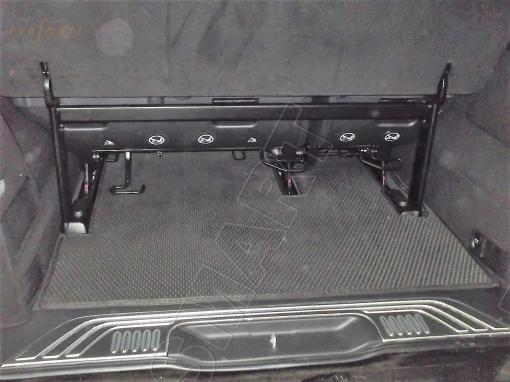 Mercedes-Benz Vito (W447) коврик в багажник 2015 - н.в. EVA Smart