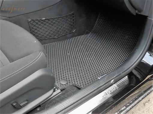 Mercedes С 180 (W205) 2015 - н. в. Автоковрики 'EVA Smart'