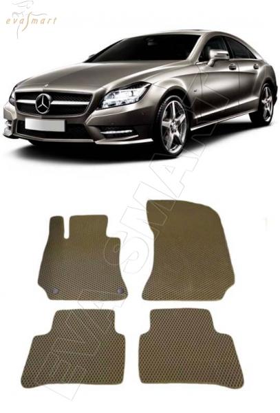 Mercedes-Benz CLS-класс II (C218) 2011 - н. в. Автоковрики 'EVA Smart'