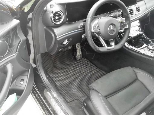 Mercedes-Benz Е-класс V ( W213) седан 2016 - н.в. коврики EVA Smart
