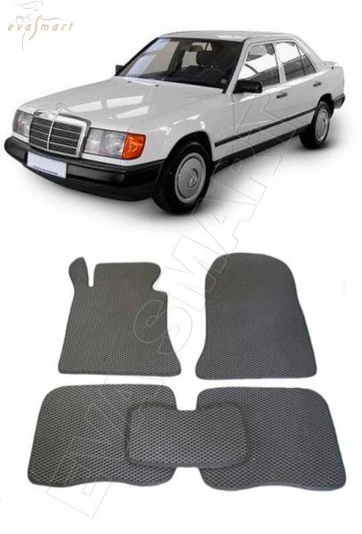 Mercedes-Benz E-класс I (W124)1992-1996 Автоковрики 'EVA Smart'