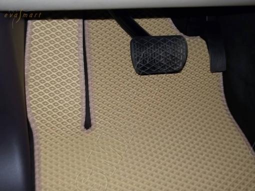 Mercedes-Benz GL-класс II (X166) 2012-2015 Автоковрики 'EVA Smart'