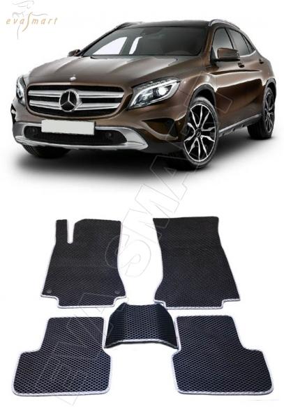 Mercedes-Benz GLA-klasse 200 (X156) 2014 - н. в. Автоковрики 'EVA Smart'