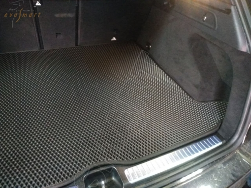 Mercedes-Benz GLC (X253) 2016 - коврик в багажник EVA Smart
