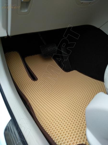 Mercedes-Benz GLC 2016 - н.в. коврики EVA Smart