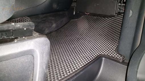 Mercedes-Benz Vito (W447) 2015 - н.в. коврики EVA Smart