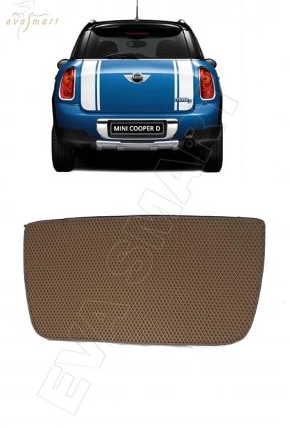 Mini Countryman (R60) коврик в багажник 2010 - 2016 EVA Smart