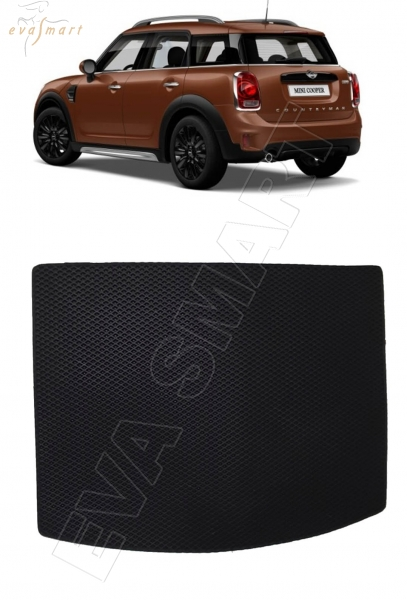 Mini Countryman II (F60) 2016 - н.в. коврики EVA Smart