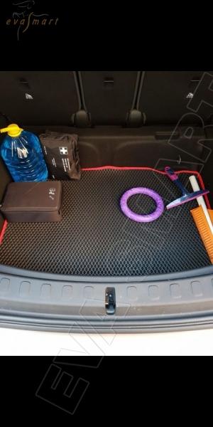 Mini Countryman II F60 (D AII4) коврик в багажник 2016 - н.в. EVA Smart