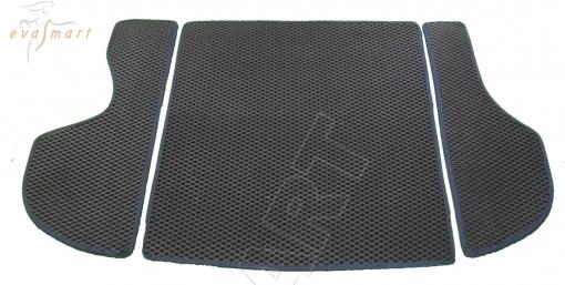 Mitsubishi Airtrek коврик в багажник правый руль 2001 - 2008 EVA Smart
