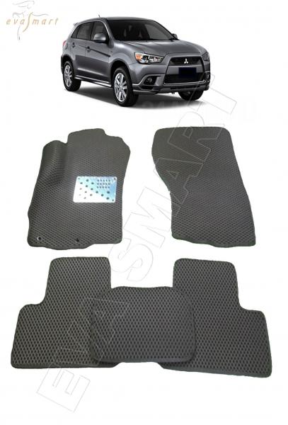 Mitsubishi ASX 2010 - н.в. коврики EVA Smart