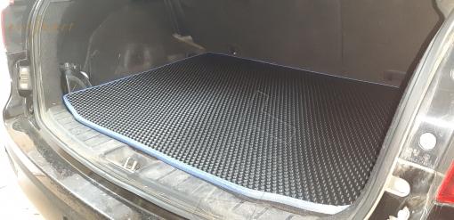 Mitsubishi ASX 2010 - н.в. коврик в багажник EVA Smart