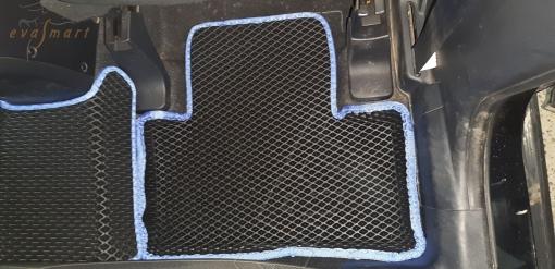 Mitsubishi ASX вариант макси 3d 2010 -  коврики EVA Smart